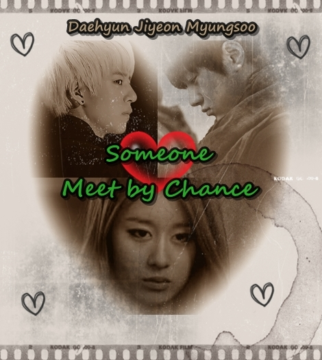 someone meet by chance
